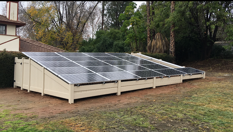 Canyon Construction Services Ground Mount Solar